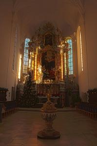 michaelskirche innen 1