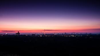 berlin still in night mode