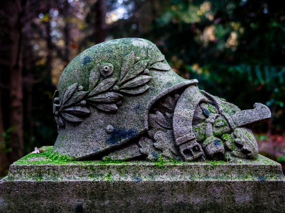 war grave - first world war #südwestkirchhof copyright andreas reich 2013