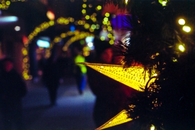 stars at the xmas market, copyright 2013 andreas reich