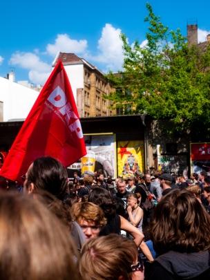 blockade köpenickerstr