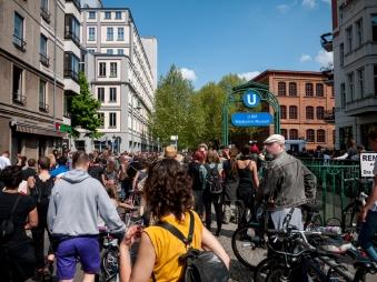 blockade märkisches museum wallstr