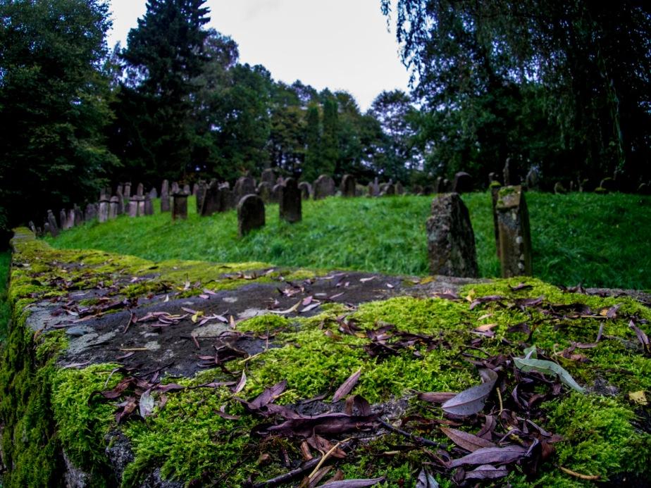 jewish cemetery flosz